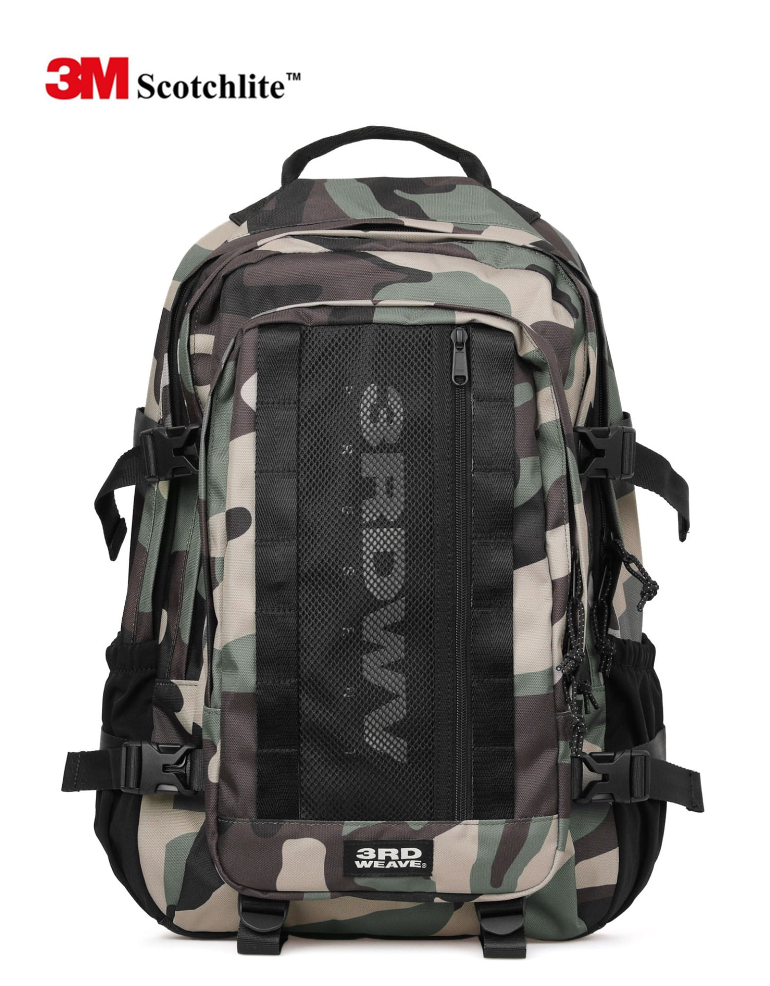 VAULT BACKPACK / WOODLAND