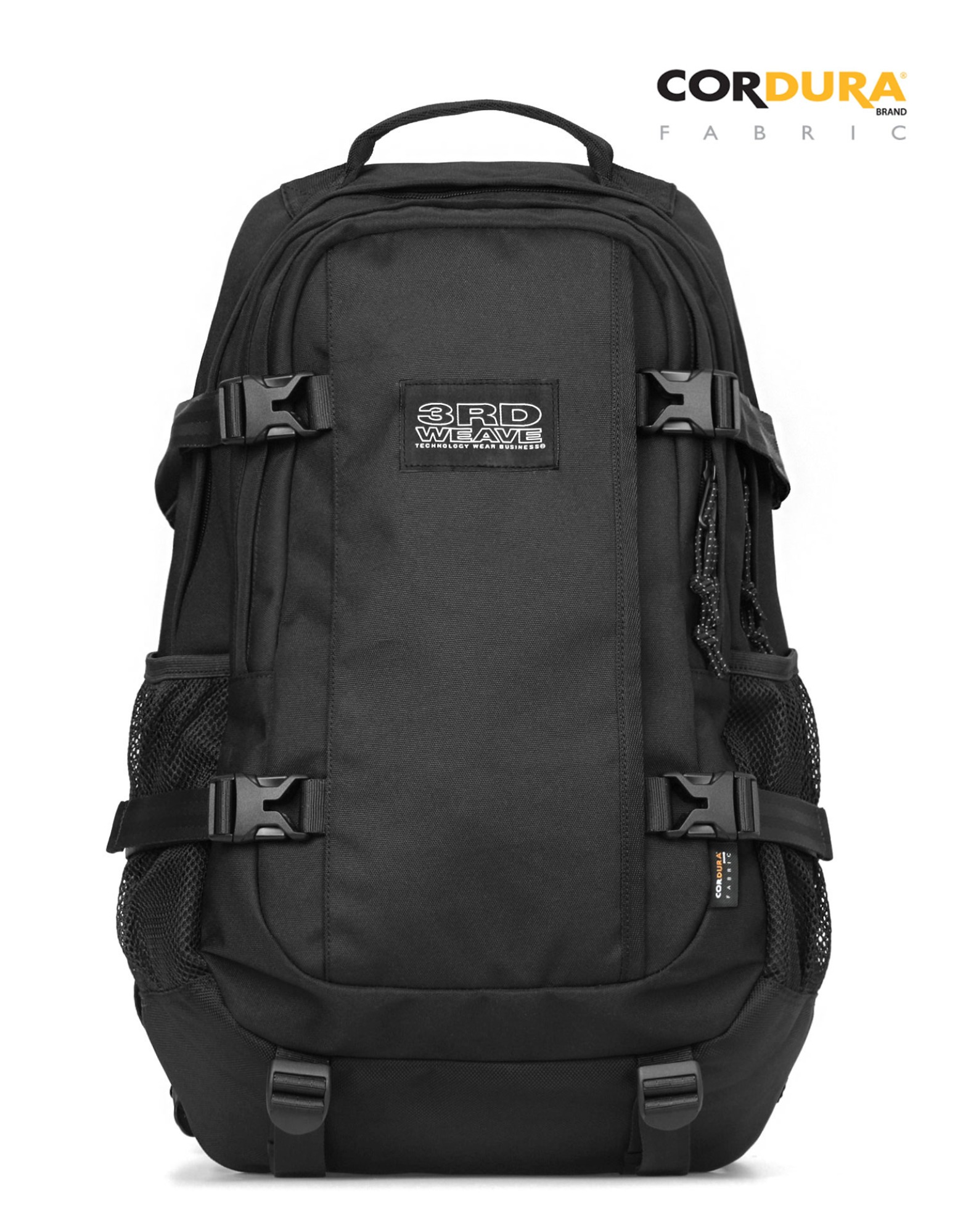 PROTECH BACKPACK / BLACK