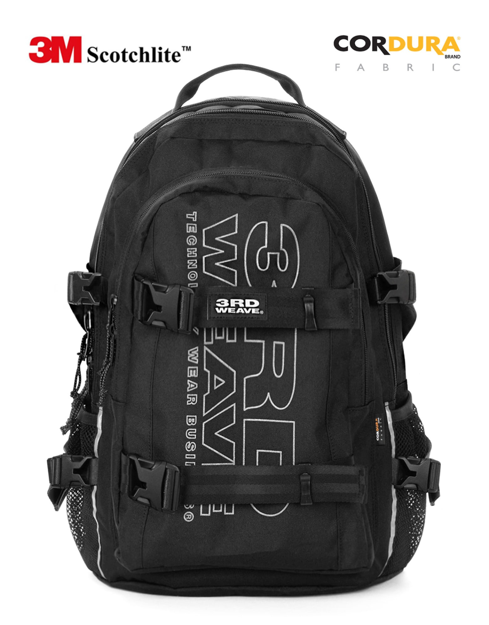 ULTIMATE BACKPACK / BLACK-SCOTCH
