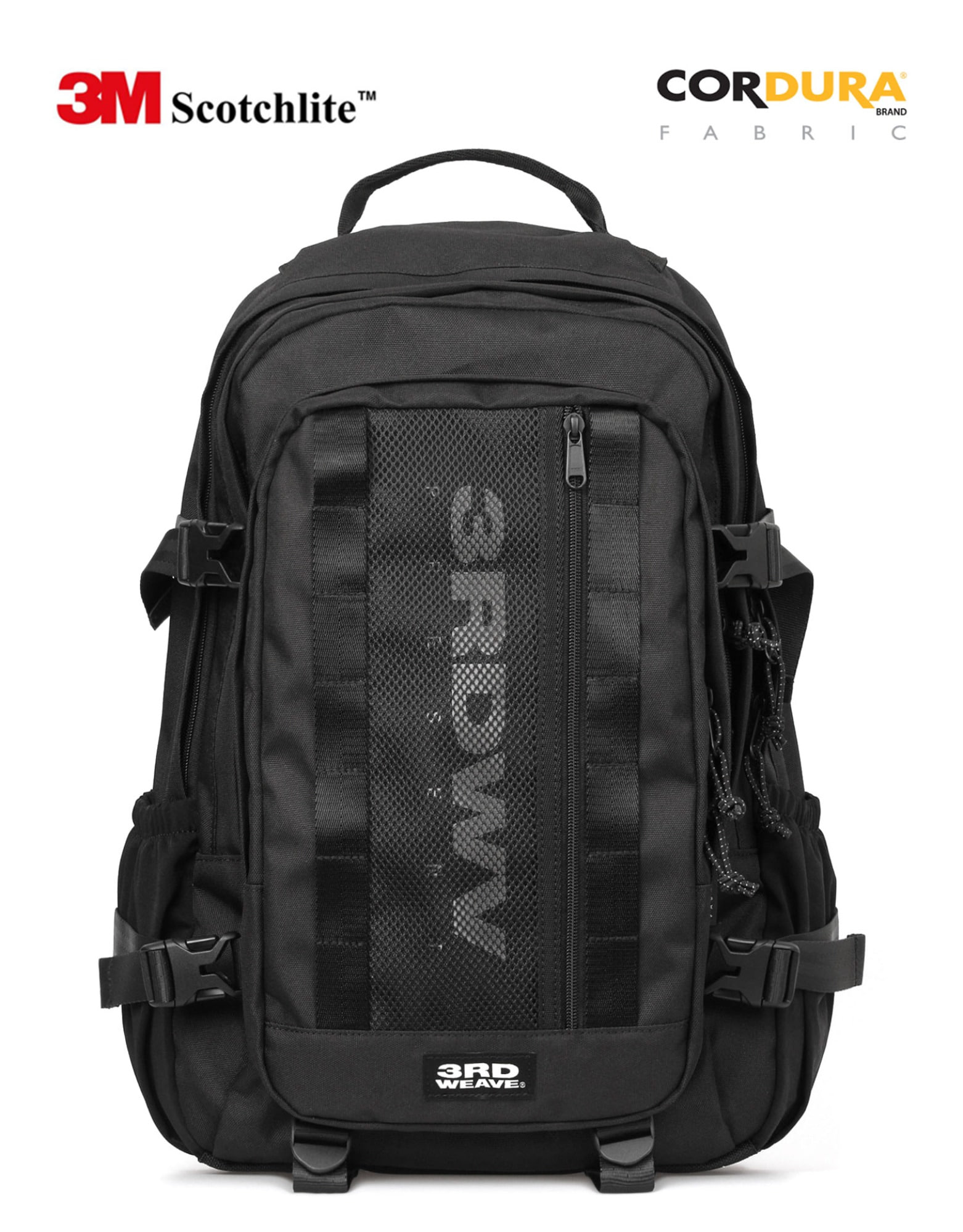 VAULT BACKPACK / BLACK